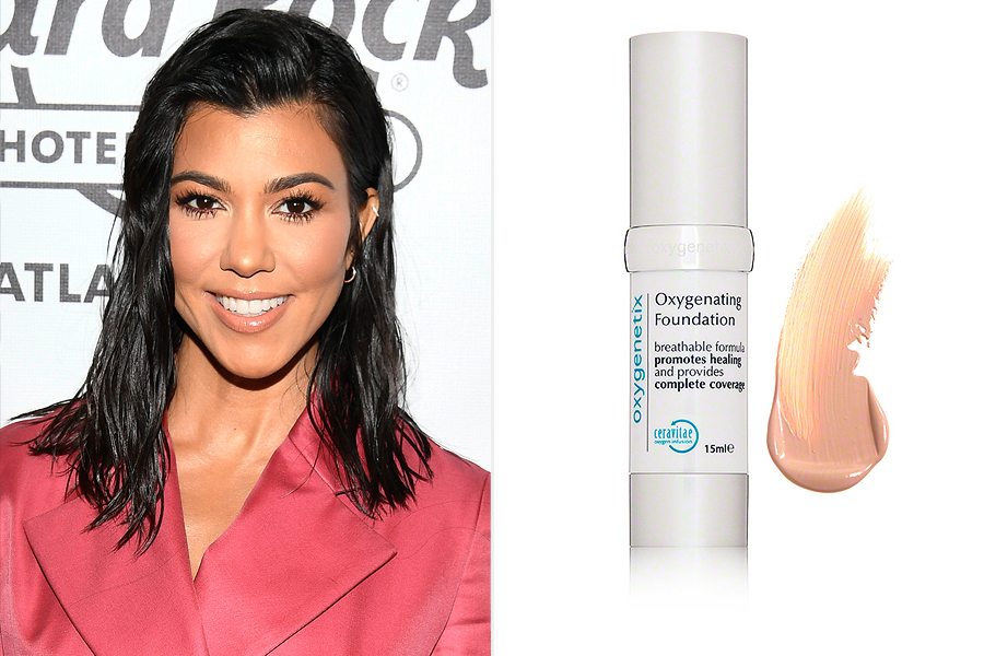 The exact foundation used by Kourtney Kardashian….is available at Skinsis Clinic
