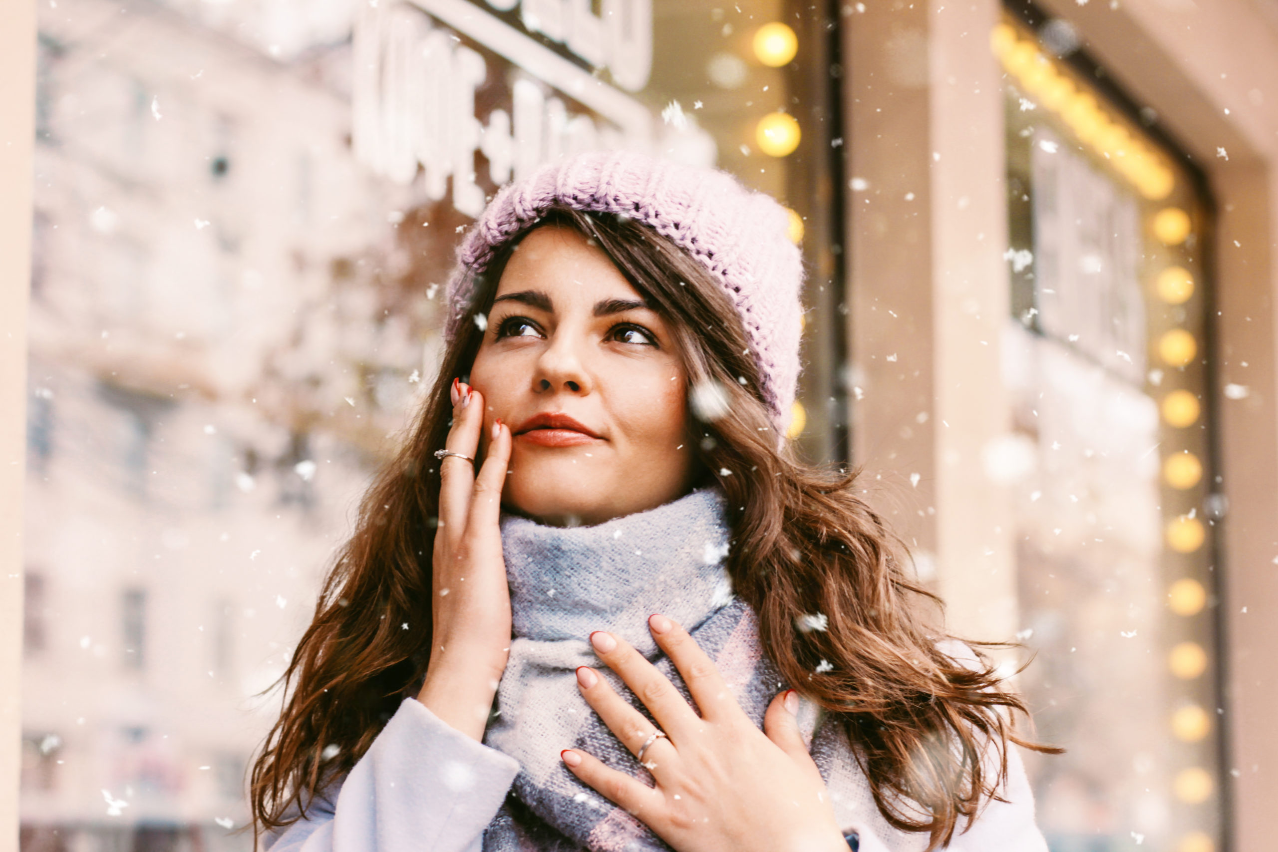 De oplossing voor een droge huid in de winter